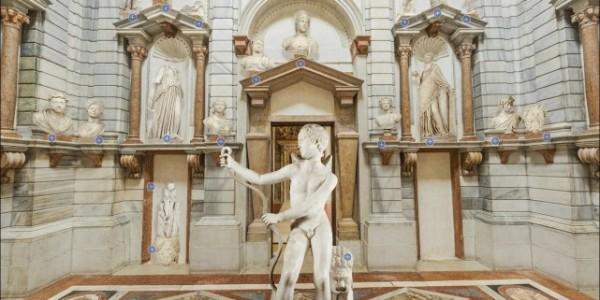 Palazzo Grimani Tribuna 3_Rediscovered Museums