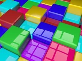 cubi fluo