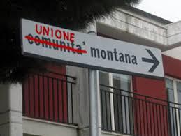 unione montana in veneto