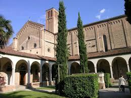 mostre d'arte nel chiostro di S.Francesco di Treviso. Le modalità d'uso da presentare al Comune.