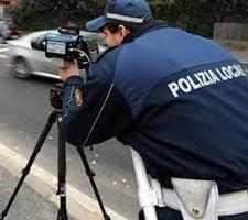 autovelox di poliizia locale