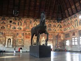interno palazzo Ragione di Padova