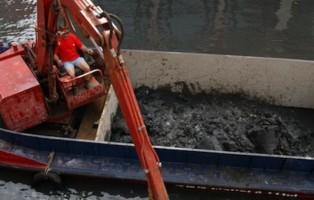 lavori escavo rii centro storico parte est VE