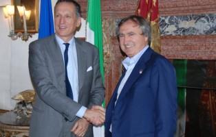 sindaco ve e presidente Telecom Italia Recchi