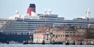 grandi navi baucino san marco venezia
