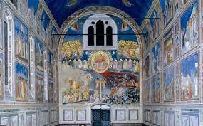 arte in veneto,cappella scrovegni padova