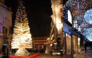 luminarie Natale-piazza-san-marco