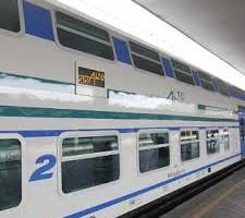 seolo seconda classe su treni regionali Ve-Bo