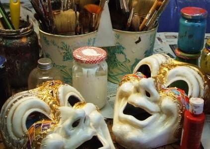 maschere by maskerelle