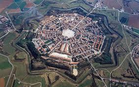 Palmanova, città stellata in pr di Udine