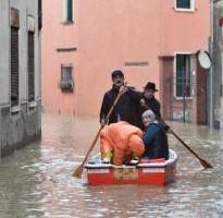 statistiche sul clima. il Veneto e le alluvioni (foto Massimo Pistore)