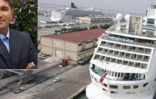 Pino Musolino, nuovo pres. porti Venezia e Chioggia