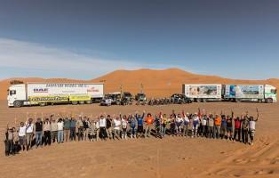 Tuareg Rallye 2016