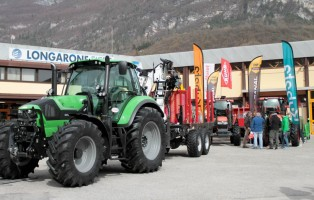 Agrimont a Longaronefiere