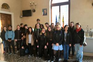 studenti dalla Danimarca Vicenza