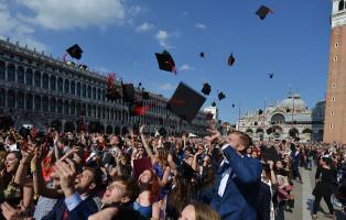 21 aprile, h 14.30 cerimonia consegna diplomi laurea triennale ad oltre 800 dottori