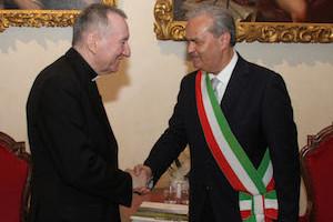 Visita Cardinale Parolin 17-06-17