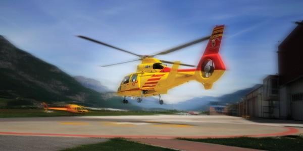 Provincia Autonoma di Trento - Nucleo elicotteri VVF 50 anni  Foto: Romano Magrone - Archivio ufficio stampa Pat