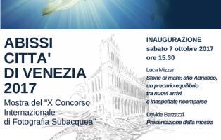 locandina-abissi-2017-citta-di-venezia-museo-di-storia-naturale-di-venezia