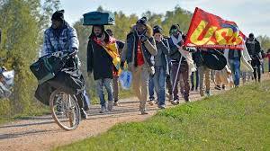 protesta-migranti-contro-cetro-di-cona-troppo-affolato-e-invivibile
