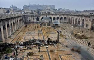 Archeologia: al via Palermo-Aleppo, un progetto per la pace Aleppo dopo la devastazione