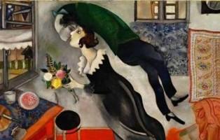 Mostra Chagall Guggenheim (uff. st. Museo)