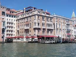 hotel bauer sul canal grande