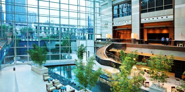"""""""modern hotel lobbyShanghai, China"""""""