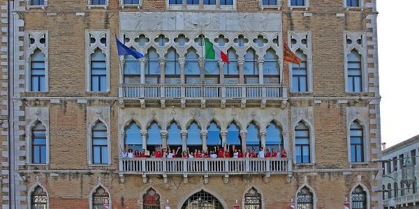 Venezia, 18/06/19 - campagna promozionale ca foscari 2019 ©Claudia Manzo/Vision